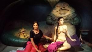 Caputadas por Jabba
